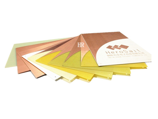 FR-4 copper clad laminate sheet for circuit board made in China