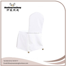 YT-096 White Lycra Banquet Chair Covers For New Wedding wholesale