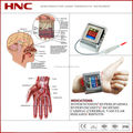 Wrist-type Low-level Acupuncture Physiotherapy Device For blood pressure and diabetic