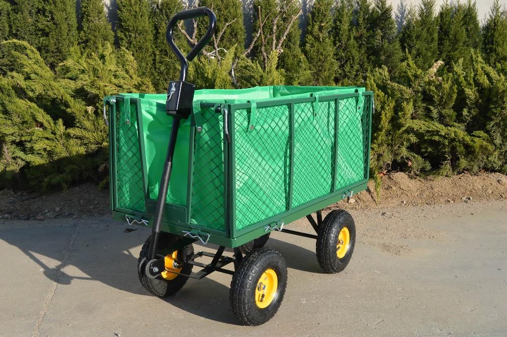 Garden Wire Mesh Garden Wagon Cart Buy Wire Mesh Cart