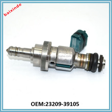 Diesel Fuel Injector Nozzles 23209-39105 23250-31020 23209-39055 Fuel Injector Repair