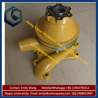 Factory Price WA320-1 Engine Parts Water Pump 6136-61-1501 for Komatsu Machine