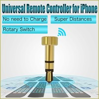Smart Wireless Ir Remote Control For Apple Device Commonly Used Earphones&Headphones Phone Accessory Sports For Samsung S3 Mini