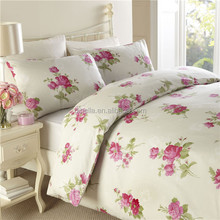 100%cotton printing fabric for home bedding sheet