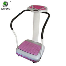 beauty vibrating foot massaging plate