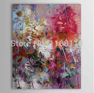 100% Hand Painted Oil Painting Abstract on Canvas Wall <strong>art</strong> for Home Decor 40x50cm