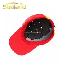 ShangHai Sunland Short Peak Baseball Bump Cap Hard Hat Safety Helmet