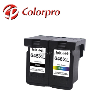 PIXMA MG2560 printer ink cartridge for canon pg645 645XL cl646 646XL