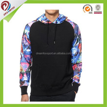 dry fit custom brand hoody design