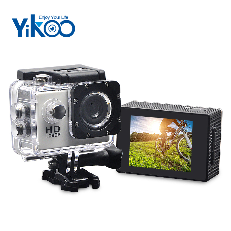 Mais novo à prova d' água full hd 1080p câmera esporte sj4000 câmera de ação wi-fi - ANKUX Tech Co., Ltd