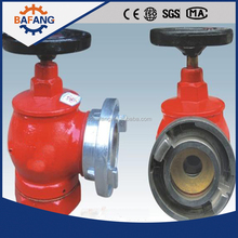 65mm type full brass material indoor fire fighting hydrant