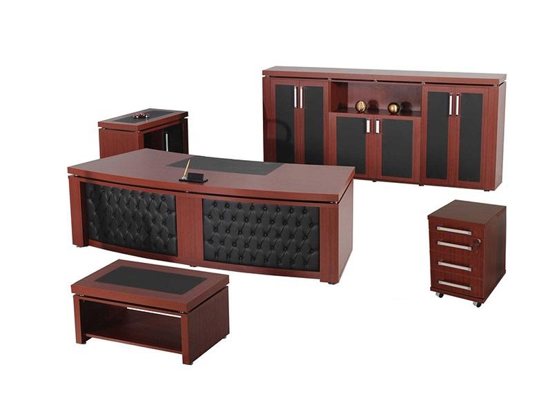 King Capitone Vip Premium Office Desk Table Set   Buy Office Furniture  Executive Desk Set,Elegant Desk Sets,Office Furniture Executive Desk Set  Product On ...