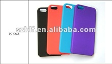 Simple fashion new design hard pc case for iphone 5 5G