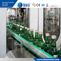 small capacity glass bottle filling machine manufacturer