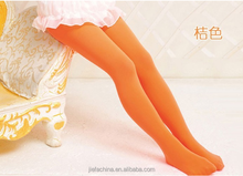 colorful kids children's soft baby pantyhose