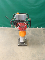 gasoline vibratory compact rammer