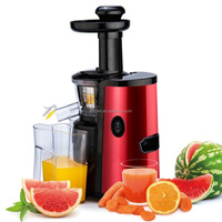 Stainless Steal Housing hot selling the latest slow juicer cold press juicer with DC motor CE ROHS CB