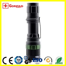 CP Passerby JXBJ battery induction flashlight white light torch