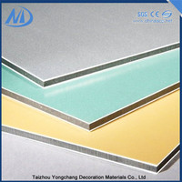 Sound insulation aluminum composite insulated panel