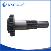 casting parts and sintering of metal powders