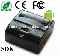 2013 HOT : Portable Andriod bluetooth Printer & 3inch Tablet Printer for taxi/delivery/Parking citation/warehouse