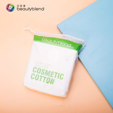 Beautyblend R-8019 Wholesale Soft Square Shape Cotton Cosmetic Cotton Pads Makeup Remover Pads