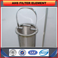 Strainer Filter , Filter Basket, Stainless Steel Basket strainer