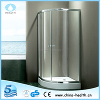 Tempered glass lowes shower enclosures