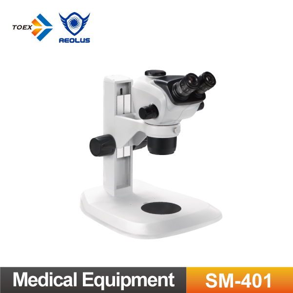 Aeolus Vet Equipment SM-401 LED Stereo Microscope