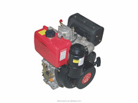 Iso approved moveable household vertical cylinder small air cooled diesel engine