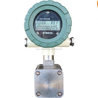 New Design LC series Oval Gear Flow Meter Heavy Crude Oil Oval Gear Flow Meter