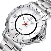 Big Discount Sale Brand Original Skone Watch Men Fashion Sports Watch Stainless Steel