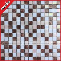 swimming glass mosaic pool floor tiles dubai for sale