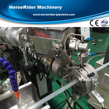 PVC garden soft pipe / Hose extrusion line production line plastic machinery