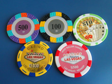 General Poker chip/Casino Chip