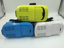 High Quality Unique Design VR BOX 3.0 Colorful Version Virtual Reality 3D Glasses for iPhone