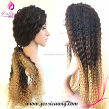 indian remi 100% ligth to medium density full lace wig with baby hair