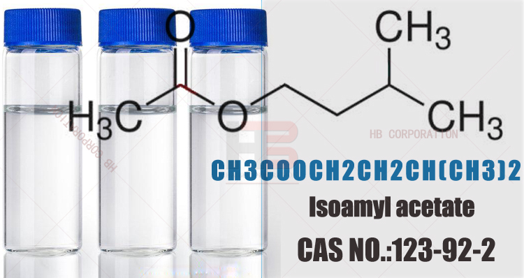 High purity Natural Isoamyl Acetate