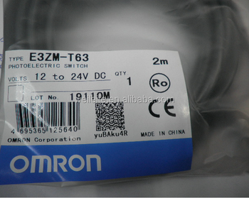 E3ZM E3ZM- E3ZM/ E3ZM-D82 2MOMRON Photoelectric switch New and orignal with best price omron switch.