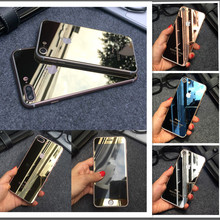 Electroplate Temper Glass for Mirror Screen Protector iPhone 7; Front Back Coverage for iPhone 7 Tempered Glass Protector