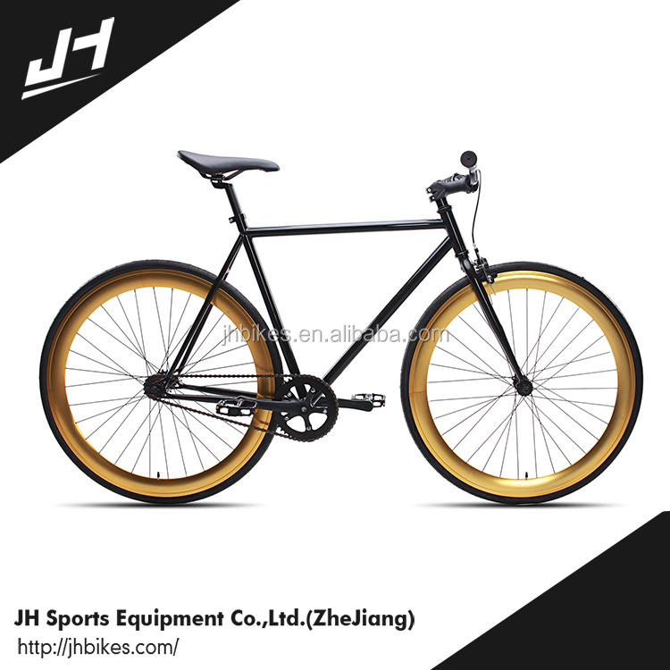 Single Speed 700C Hi-Ten Fixed Gear bicycle/Fixed Gear bike