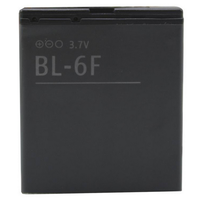 Mobile phone battery BL-6F for Nokia battery N78 N79 N95 8GB battery