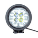 High quality round shape CE ROHS listed waterproof 60w led work light