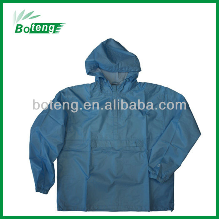 Men's Nylon ultralight hooded windbreaker Jacket