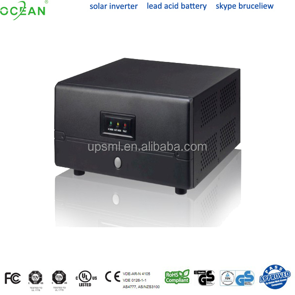 Simulated Sine Wave Mighty Inverter 12v 220v 850VA/1.5k va