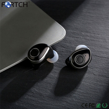 Magnetic Design True Wireless Earbud Earphone With Charging Station
