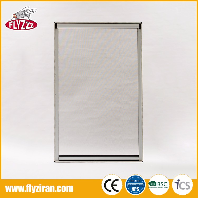 New design DIY insect screen fiberglass mesh custom colored roller mosquito net for window