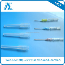 Pen type IV catheter for single use for intravenous infusion