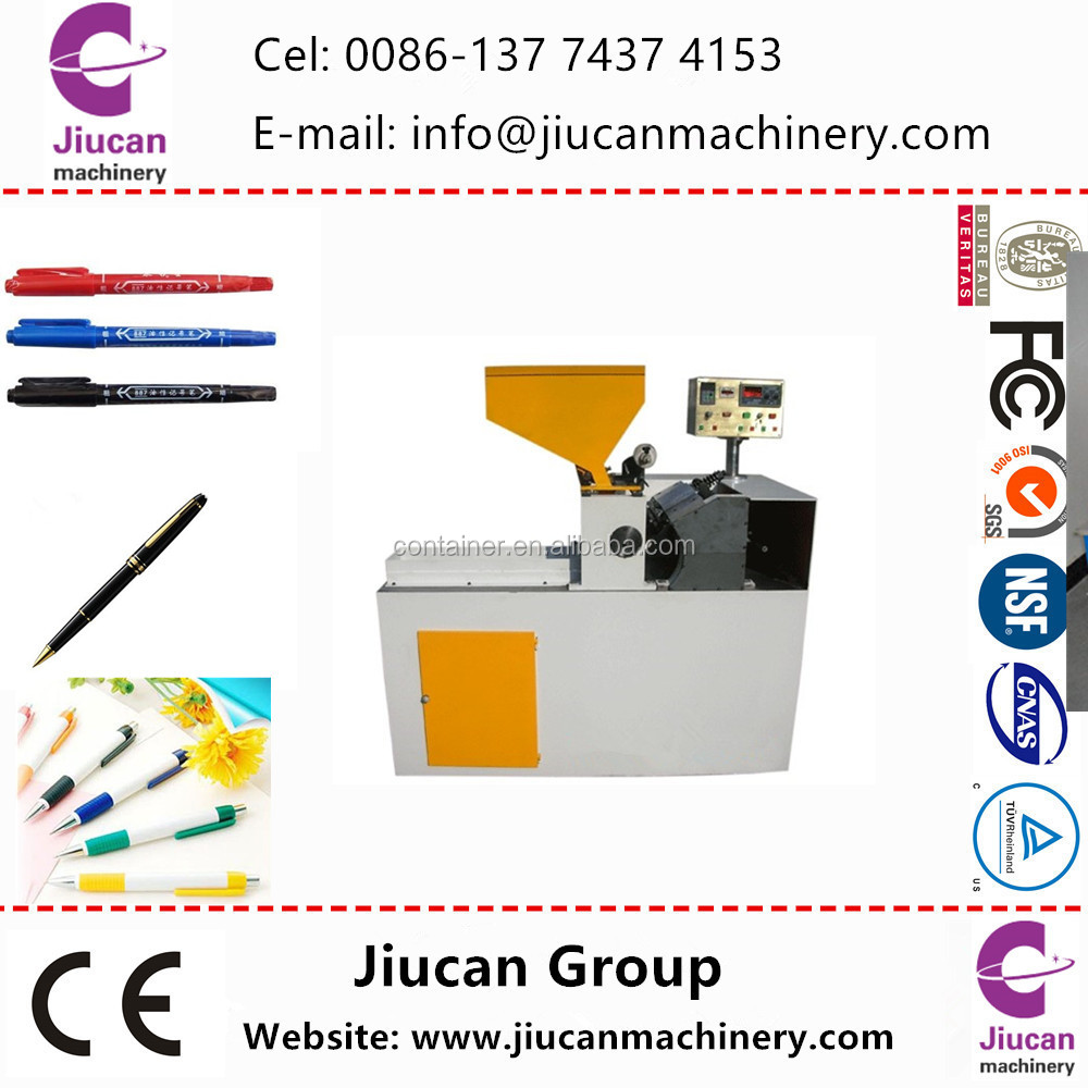 NEW ball pen assembly machine Cap & silicon cushion assembly machine