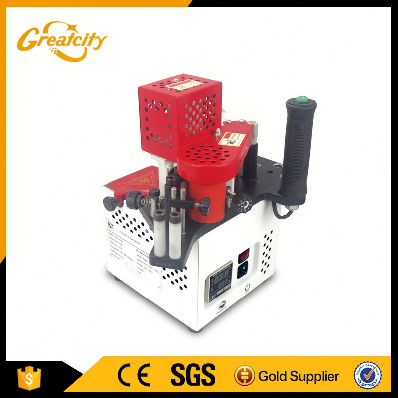 Small electric edge banding machine/Portable edge bander price